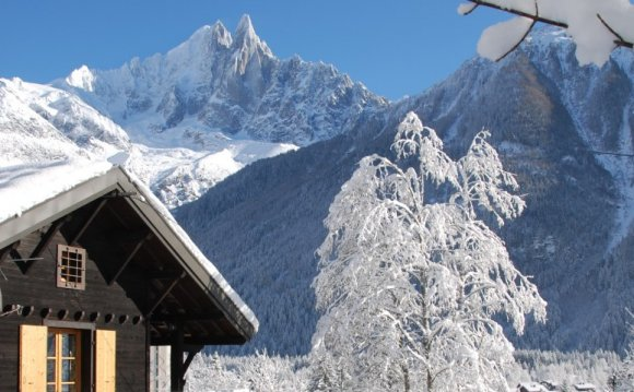 Rent a catered chalet in