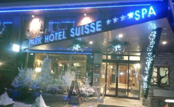 Dal 1930 Il Park Hotel Suisse