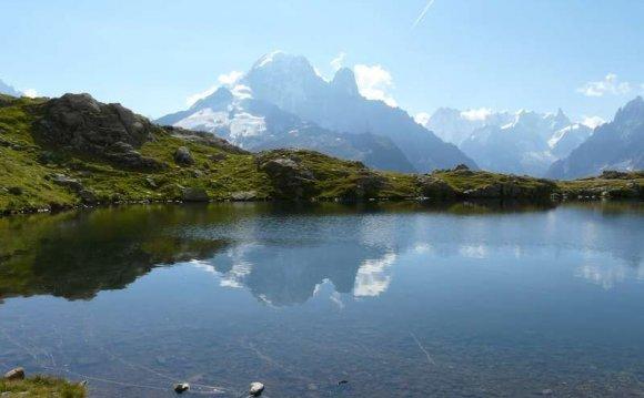 Ascension du Buet, le mont