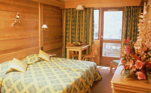 Hotel Prieure Chamonix Rooms