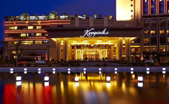 Kempinski Luxury Hotels in