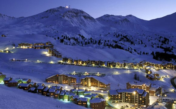 La Plagne - Skiing France