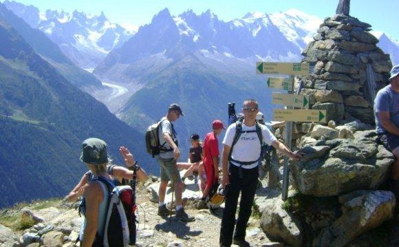 Trekking w Alpach Sabaudzkich