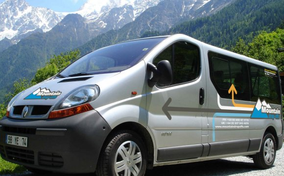 Geneva Chamonix Transfers with