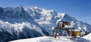 Ski - Chamonix snow report