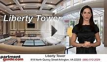 Arlington Apartments Liberty Tower apartments for rent in