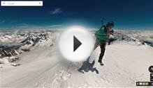 Google Street View lets you summit Mont Blanc without